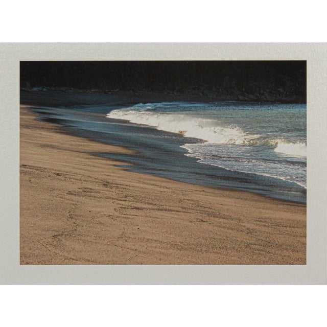 """Entitled """"Navarro-by-the-sea (3)"""" and taken in Mendocino, California this archival photo is from the Mère et mer series by..."""