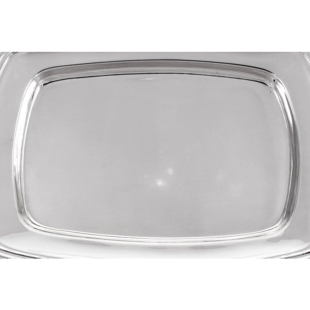 American Sterling Mary Chilton Tray For Sale - Image 3 of 8
