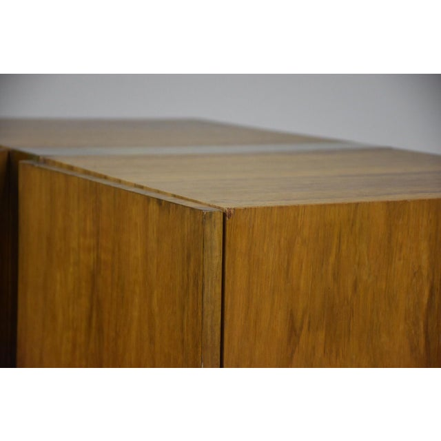 Milo Baughman for Thayer Coggin Armoire Dresser For Sale - Image 10 of 11