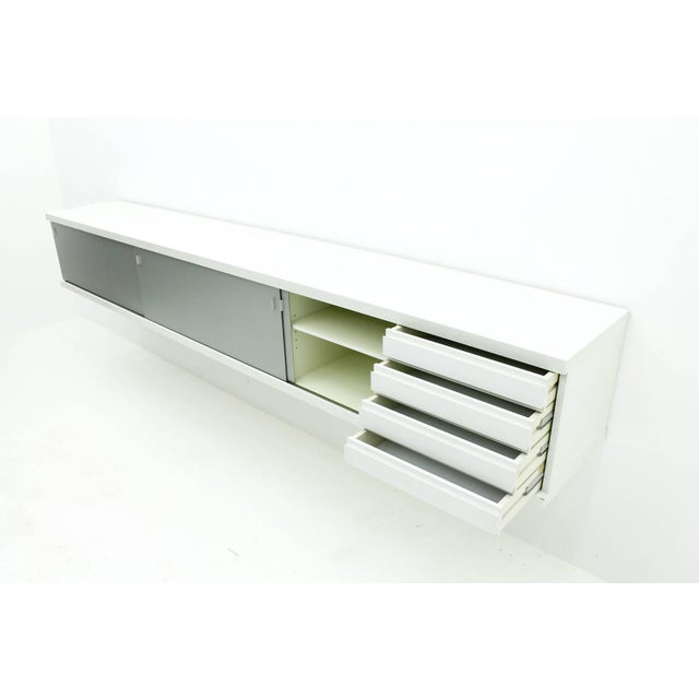 Behr Floating Sideboard by Horst Bruning, Behr, 1960s For Sale - Image 4 of 8