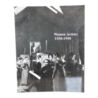 """Women Artists 1550-1950"" Coffee Table Book For Sale"