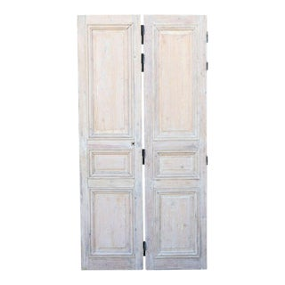 Louis XVI Pine Doors For Sale