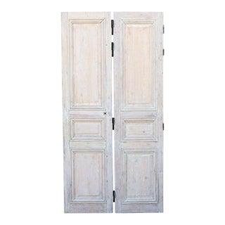 Louis XVI Pine Doors