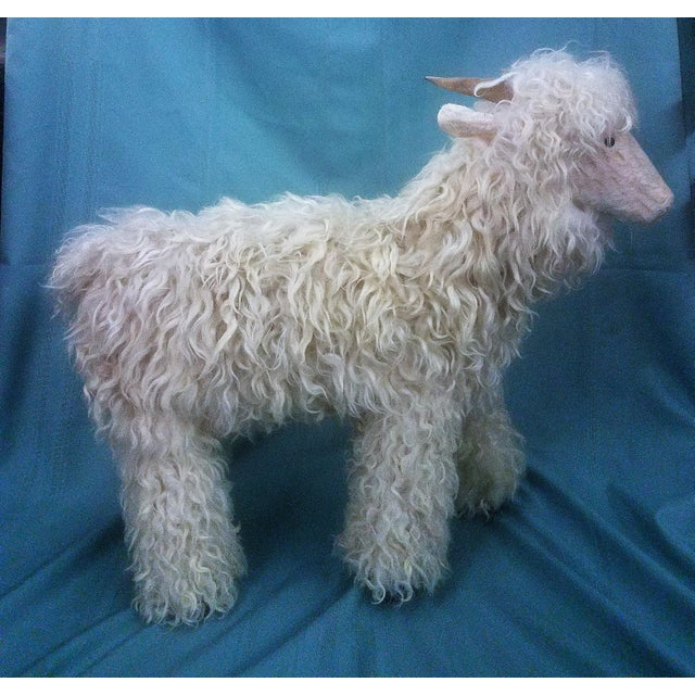 Ray Growler White Lamb Sheep Figure For Sale In Phoenix - Image 6 of 12