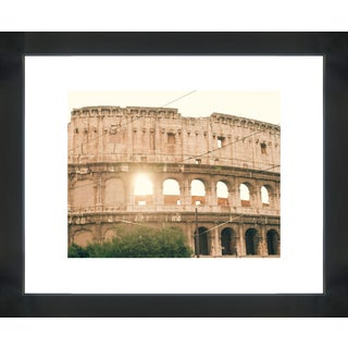 Backlight at the Coliseum Photograph For Sale