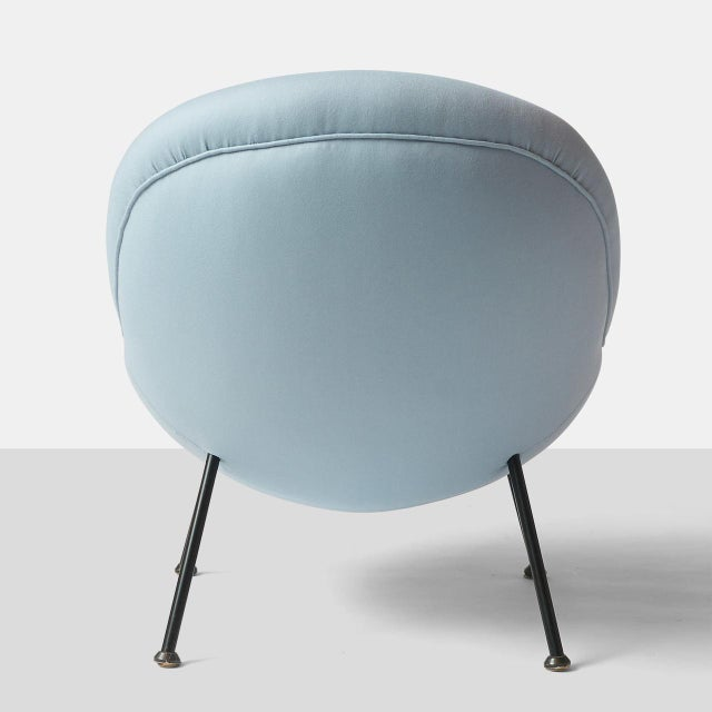 """An """"Egg"""" Chair by Fritz Neth For Sale In San Francisco - Image 6 of 8"""