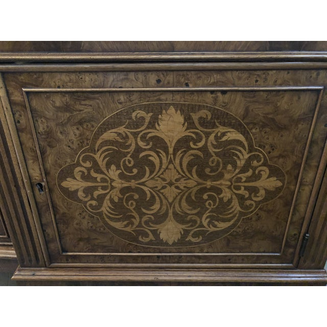 Brown Early 20th Century Louis XV Style Sideboard Buffet For Sale - Image 8 of 12