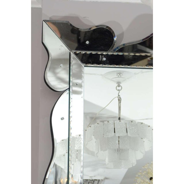 Contemporary Custom American Mirror For Sale - Image 3 of 6
