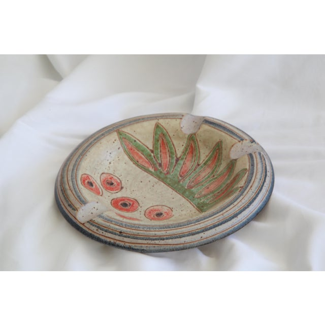 Mid-Century Abstract Modern Ashtray - Image 3 of 4