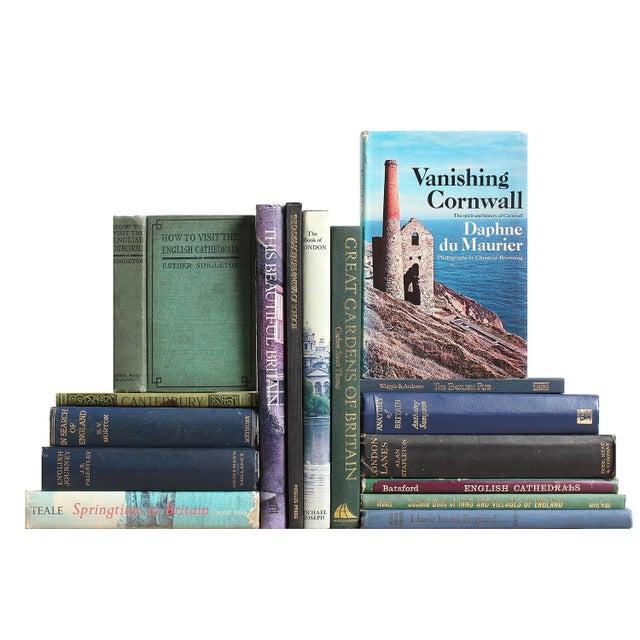 Scenic British Tour Books - Set of 16 - Image 1 of 2