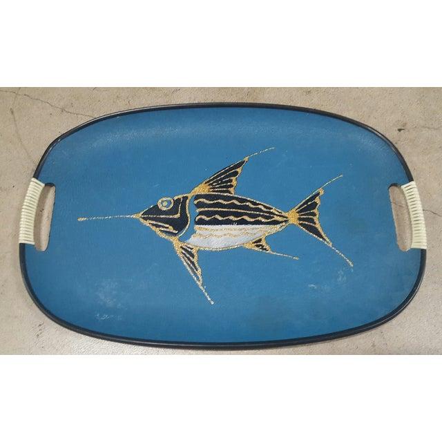 Japanese Swordfish Tray - Image 2 of 3