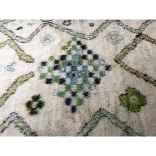 """Bellwether Rugs Azilal Moroccan Shag Rug - 7'9"""" X 10'7"""" - Image 5 of 10"""