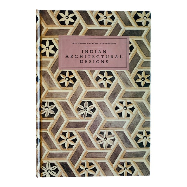 Vintage Victoria and Albert Museum Indian Architectural Designs For Sale