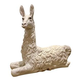 Vintage Italian Terracotta Lama