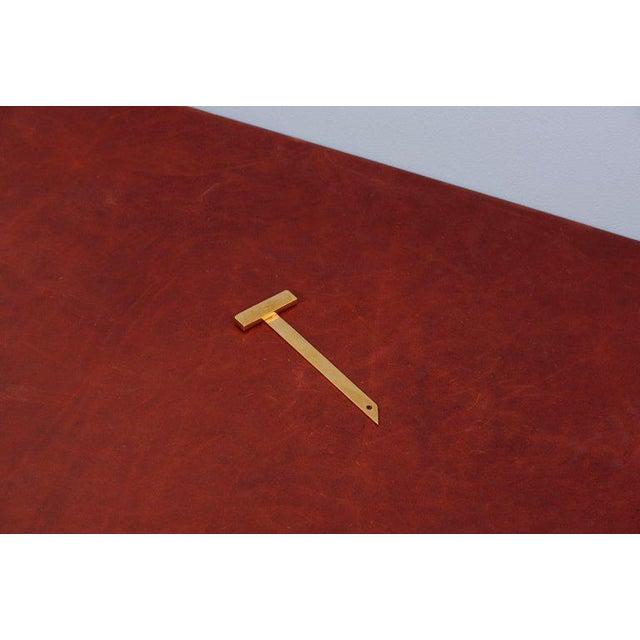 Carl Auböck Carl Auböck Paperknife With Bookmark #7209 For Sale - Image 4 of 7