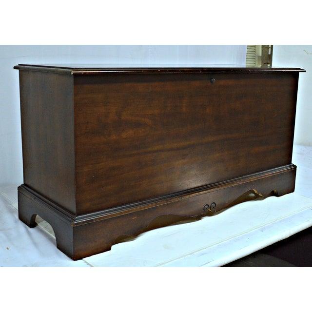 Vintage Cedar Chest by Lane Furniture - Image 6 of 10