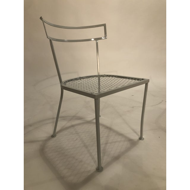 Klismo Patio Dining Chairs - Set of 4 For Sale In Chicago - Image 6 of 9