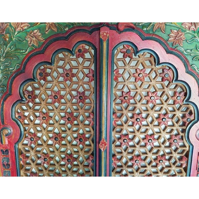 Jharokha Hand-Carved Window Frame - Image 4 of 4