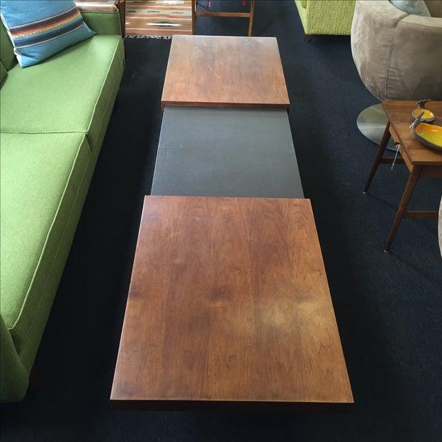 John Keal Expanding Coffee Table - Image 5 of 11