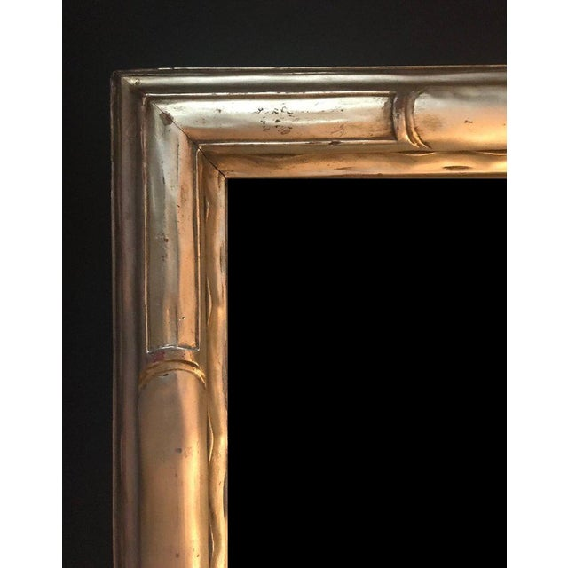 American 1920s Vintage American Classic Taos School Arts & Crafts Period Frame For Sale - Image 3 of 7