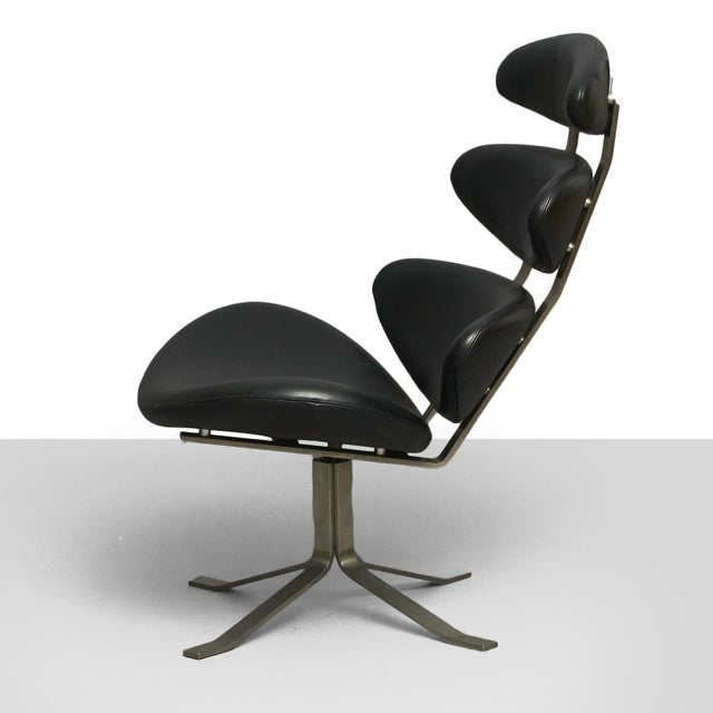 Poul Volther poul m volther Corona chair For Sale - Image 4 of 8