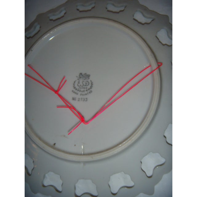 Royal Canada Hand-Painted Mounties Plates - A Pair - Image 7 of 8