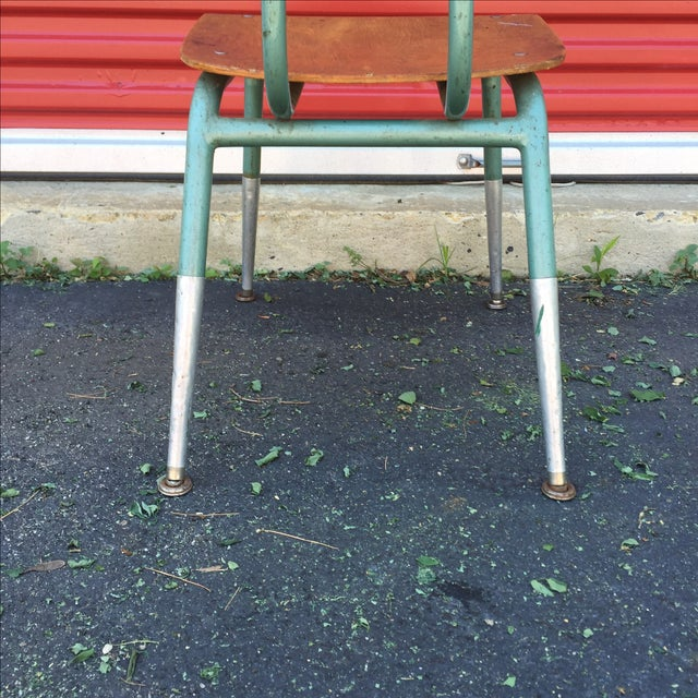 Mid Century Modern Bentwood Chair For Sale - Image 11 of 11
