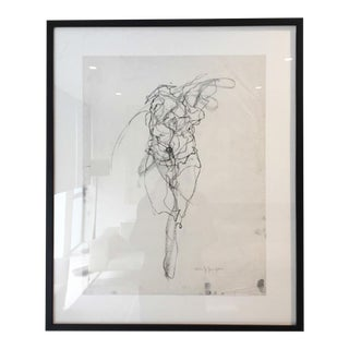 """""""Bodies in Motion"""" Dancer 1 by Gina Jacupke For Sale"""