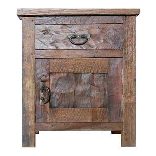 Vintage Teak Side Table For Sale
