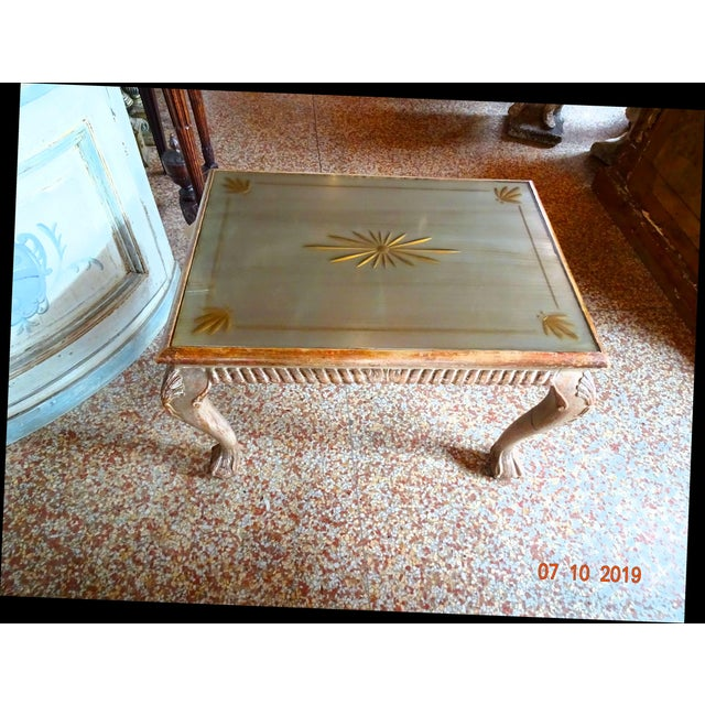 Italian Coffee Table For Sale - Image 12 of 12