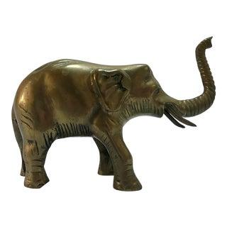 Brass Elephant For Sale
