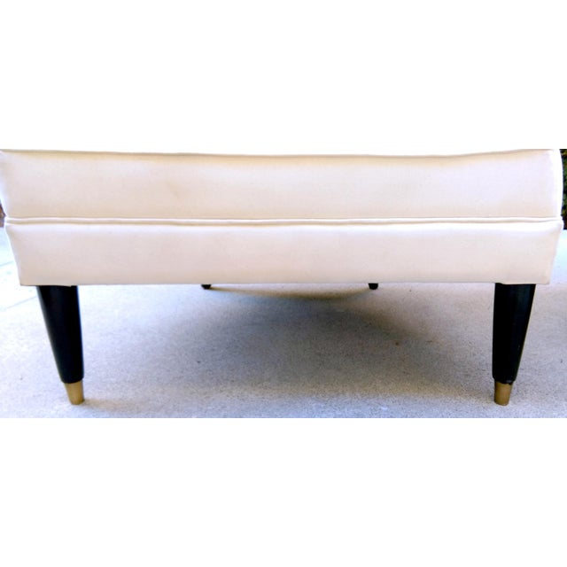 Modern Contemporary Slipper Lounge Chairs - Pair - Image 8 of 10