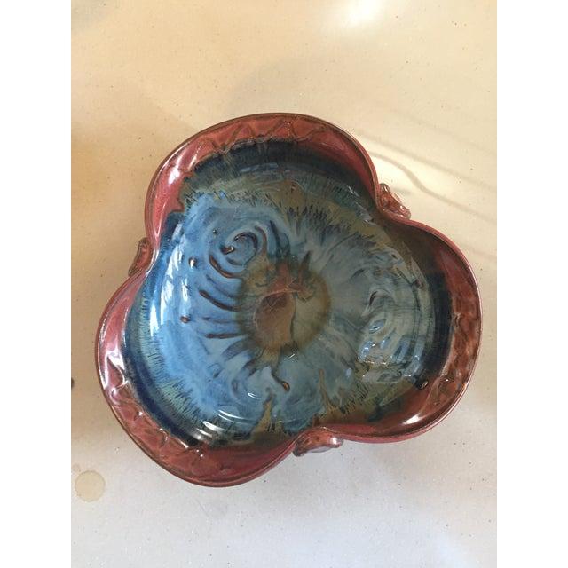 Free Form Ceramic Bowl - Image 2 of 4
