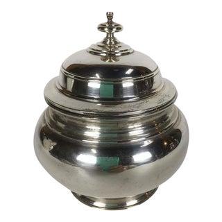 "Early 18th Century Vintage Watson Sterling Silver ""Exemplar"" Sugar Holder"