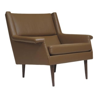Milo Baughman Lounge Chair For Sale