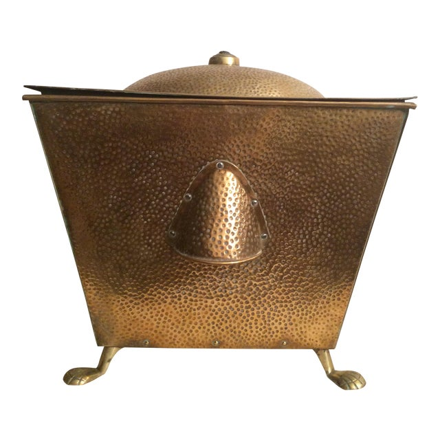 Vintage Chinese Brass Heater/Steamer - Image 1 of 3