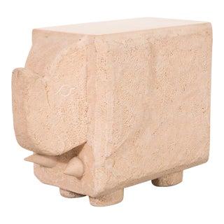 Italian Stone Elephant