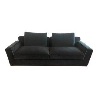 "Modern B&b Italia Maxalto Solatium 94"" Sofa For Sale"