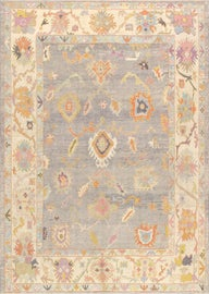 Image of Robin's Egg Blue Traditional Handmade Rugs