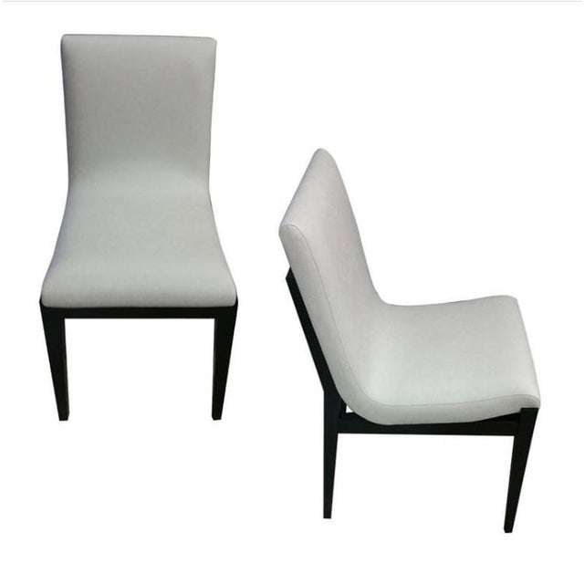 """Custom to Order """"The Color Hues"""" Collection Leather Chairs For Sale In Los Angeles - Image 6 of 8"""