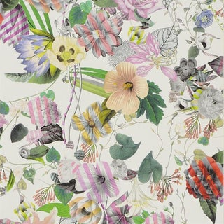 Christian Lacroix Malmaison Opiat Wallpaper For Sale