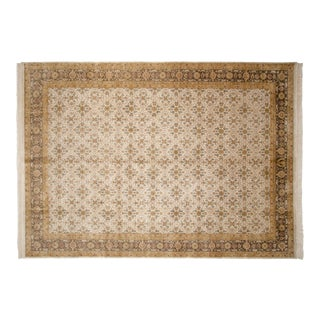 New Agra Carpet - 10' X 14' For Sale