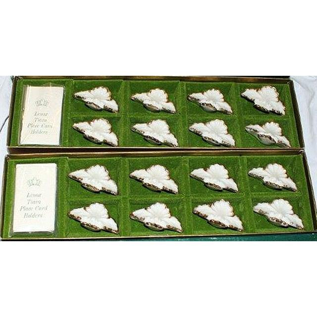 Lenox Tiara Place Card Holders - Set of 24 - Image 3 of 7