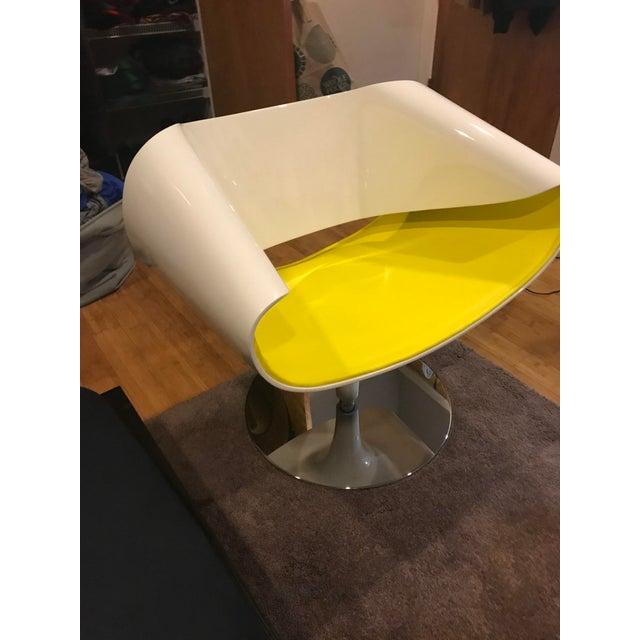 Contemporary Contemporary Martin Bellandat Perillo Club Chair For Sale - Image 3 of 11