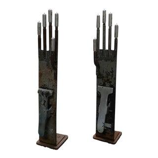 Bg22c | Glove Molds - a Pair For Sale