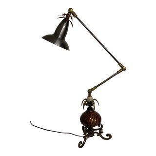 Articulating Lunabella Desk Lamp For Sale