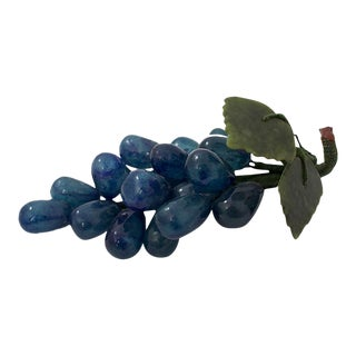 Alabaster Grape Cluster For Sale