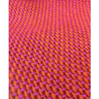 Contemporary Maharam Superweave Wool Upholstery Fabric by Alexander Girard - 1 Yard For Sale