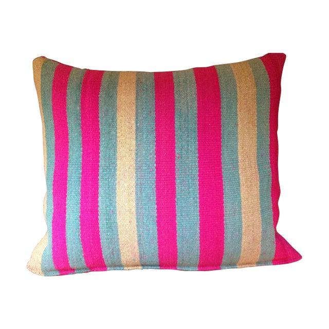 Seaside Frazada Cushion For Sale