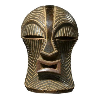 Songye Kifwebe Mask, 1st Quarter of the 20th Century For Sale